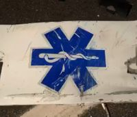 Mich. paramedic hurt after ambulance sideswiped by semi-truck