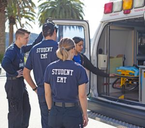 In its most basic form, the EMS mission is to increase the number of lives saved, reduce the human and financial impacts of an unplanned health event, and to provide great value as defined by our customers. (Photo/University of San Francisco)