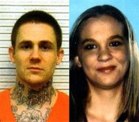 Escaped Wyo. inmate, employee found in Ga.