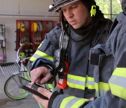 Q&A: How mobile training benefits fire, EMS departments