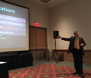Expectations of what a responder expects to see influences situational awareness. (Photo/Greg Friese)