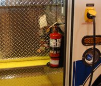 How to maintain portable fire extinguishers