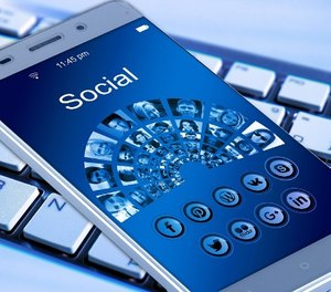 """In addition to training police officers about what is and isn't protected speech, policies and training must account for the """"disconnect"""" of posting online. (Photo/Pixabay)"""