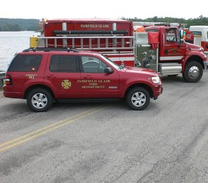 First responder program is set to begin June 3. (Photo/ Fairfield Glade Fire Department)