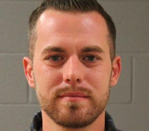 Alexander Buzz, arrested Saturday for impersonating an officer in Springdale, Utah (Photo/Tribune News Service)