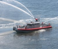 Top firefighting boat trends