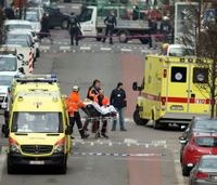 Photos and videos: Terror in Brussels