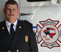 Q&A: Volunteer Fire Chief of the Year reflects on service, career