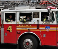 FDNY's most famous former firefighter