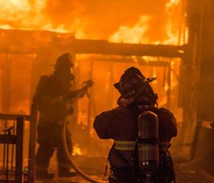 Creating and managing such challenges is one key aspect of leadership, in the fire service and in the world in general. (Photo/Joe Thomas of Greenbox Photography)