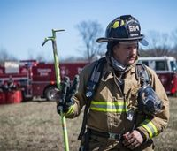 Who, where, what: Automatic accountability on the fireground