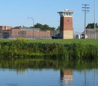 Inmate death, shutdown leave tensions high at federal prison in Mich.