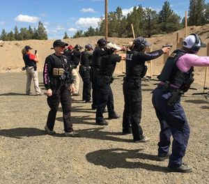 Our skills cannot improve unless pushed beyond their limits, therefore it is imperative that we have a time and place in which to fail. (Photo/Kathy Vonk, LouKa Tactical)