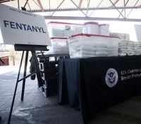 US border agency says it's made biggest-ever fentanyl bust