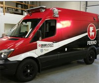 Ferno unveils 'ambulance of the future'