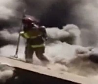 Report: Culture change needed after fire capt. falls through roof
