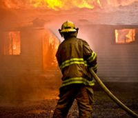 Firefighting: It's in the family