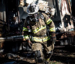 About 85 percentof what we do is EMS calls, with fires, fire alarms and motor vehicle collisions. (Photo/Joe Thomas of Greenbox Photography)
