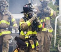 When firefighter PPE standards conflict