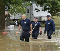 More storms on tap for flood-ravaged W.Va.