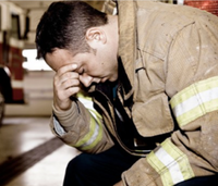 Treating invisible wounds: Addressing firefighter stress