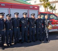 Saturday is Day 1 for Calif. city's new fire department