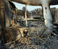Northern Calif. wildfire death toll grows to 48