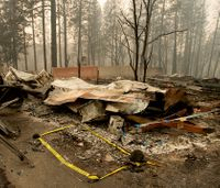 Northern Calif. wildfire death toll rises to 81, 870 missing