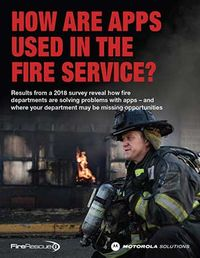 How are apps used in the fire service? [eBook]