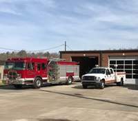 Alabama firefighter dies during training exercise