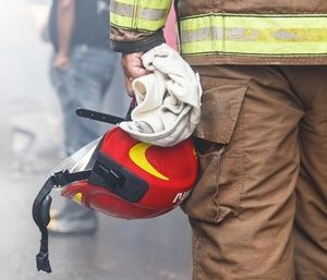 Firefighters, paramedics and EMTs, though accustomed to death, need to process grief when losing someone close to them. (Photo/AMU)
