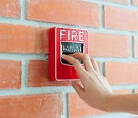 When school safety and fire safety collide