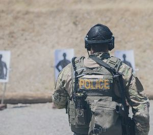 Most police departments only train about two times a year, averaging less than 15 hours annually. (Photo/Pixaby)