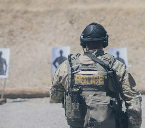 Police firearms training: How often should you be shooting