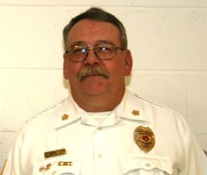 Fire Chief Kenneth Lehr was killed after being run over by a fire truck as it was backing up. (Photo courtesy Medora Fire Department)