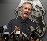 Chief: Wis. cop fired for ignoring training in scuffle, deadly OIS