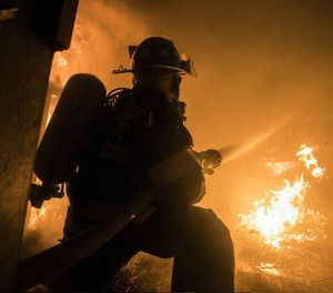 Retirements by the end of this year will put the city's fire department down by 16 men. (Photo/Max Pixel)