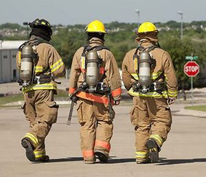 While comfort is important, turnout gear must also interface with other types of PPE and meet your department's operational requirements. (Photo/USFA)