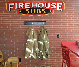 Generally, your organization must be located less than 60 miles from the nearest Firehouse Subs to be eligible for consideration. (Photo/wjct.org)