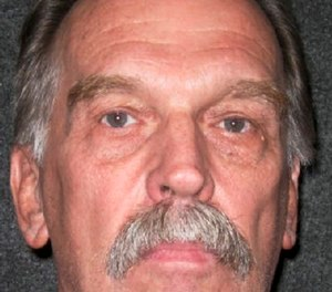 This Oct. 24, 2011, file photo released by Utah Department of Corrections shows Utah death row inmate Ron Lafferty. (Utah Department of Corrections via AP, File)