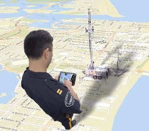 The FirstNet network can mean all the difference in reducing interoperability challenges and also increasing situational awareness for law enforcement agencies with mobile policing initiatives. (Photo/FirstNet)