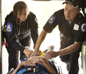 Acadian Ambulance opted in to FirstNet in an effort to better serve patients by connecting to the national public safety broadband network. (Photo/AT&T)