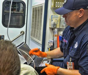 The IAFC Board of Directors has issued a call to action for fire service leaders to urge governors in their states to opt into FirstNet. (Photo/IAFC)