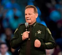 New Fla. governor suspends sheriff over school shooting