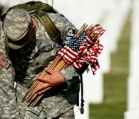 How to honor a fallen service member's life this Memorial Day