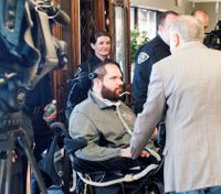 Man charged with paralyzing Mo. cop found mentally unfit for trial
