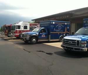 Citizens Hose EMS is conducting its annual subscription drive. (Photo/Citizens Hose)