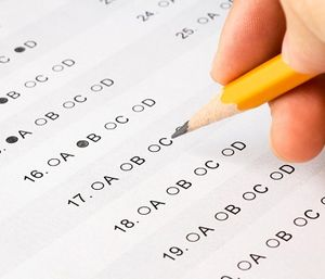 To become a firefighter, one must pass the written exam (Photo/Flickr)