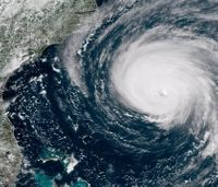 IAFC discourages self-dispatching ahead of Hurricane Florence