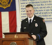 Firefighter-paramedic dies after tree falls on him while hunting